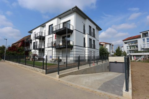 Attraktives Wohnen in bester Innenstadtlage – Pfeuferstrasse – HAUS 4