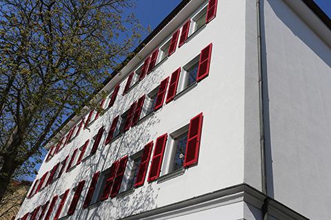 Wohnen im Bamberger Hainviertel – Ottostraße 23 und 25