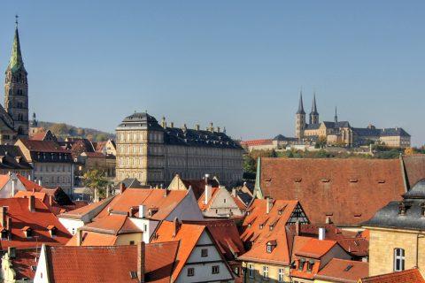 Wohnen im Bamberger Hain