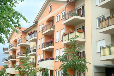 """""""Stadtleben"""", besonders für jede Generation – die Wohnanlage """"Graf-Stauffenberg-Platz"""""""