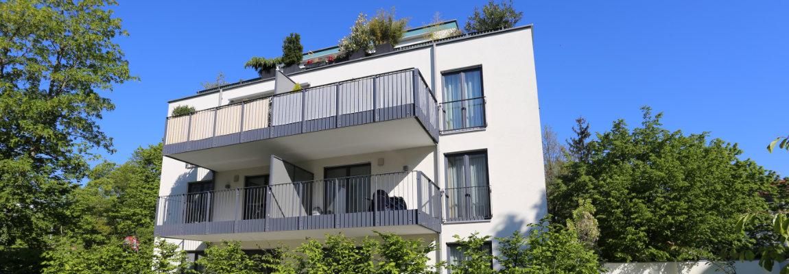 Ruhe-Oasen mit hochwertigem Ambiente – Die Herzog-Max-Höfe
