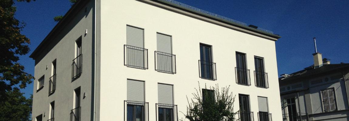 Exklusive Wohnanlage im Herzen von Bamberg – Schützenstrasse 20 A