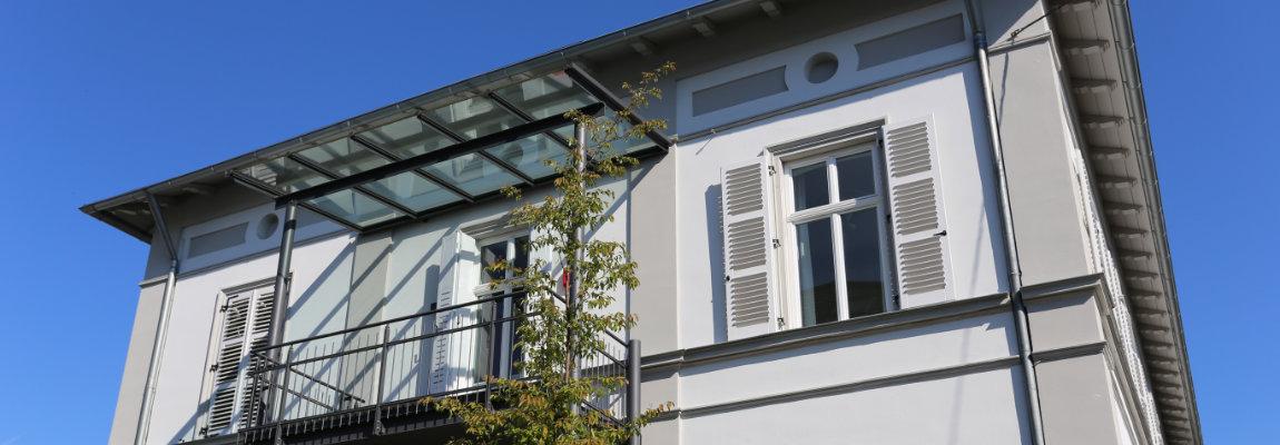 wohnen im historischen denkmal die stauffenberg villa postler wohnanlagen. Black Bedroom Furniture Sets. Home Design Ideas